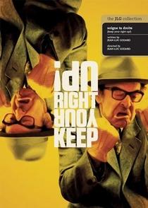 Atenção à direita - Poster / Capa / Cartaz - Oficial 2