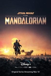 O Mandaloriano: Star Wars (1ª Temporada) - Poster / Capa / Cartaz - Oficial 1
