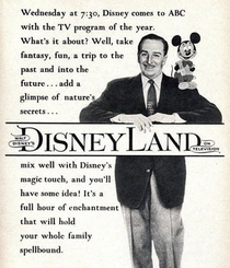 Abertura Disneylândia (11ª Temporada) - Poster / Capa / Cartaz - Oficial 1