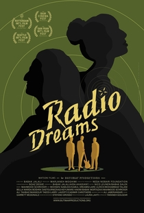 Radio Dreams  - Poster / Capa / Cartaz - Oficial 1