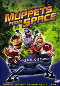Muppets do Espaço - Poster / Capa / Cartaz - Oficial 5