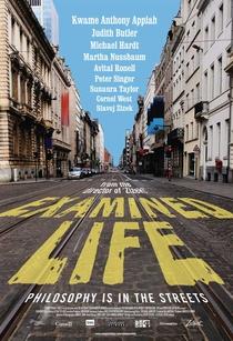 Examined life - Poster / Capa / Cartaz - Oficial 1