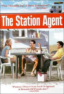 O Agente da Estação - Poster / Capa / Cartaz - Oficial 3