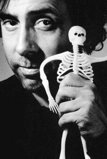 Tim Burton (I) - Poster / Capa / Cartaz - Oficial 1