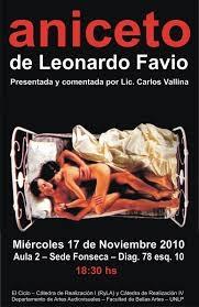 Aniceto - Poster / Capa / Cartaz - Oficial 2