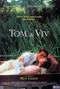 Tom e Viv - Poster / Capa / Cartaz - Oficial 3