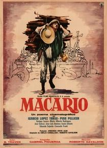 Macario - Poster / Capa / Cartaz - Oficial 1