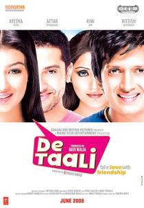 De Taali - Poster / Capa / Cartaz - Oficial 2