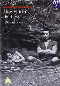A Fortaleza Escondida - Poster / Capa / Cartaz - Oficial 9