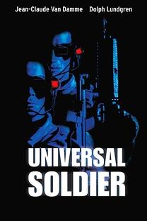 Soldado Universal - Poster / Capa / Cartaz - Oficial 9