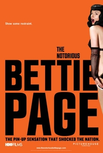 Bettie Page - Poster / Capa / Cartaz - Oficial 1