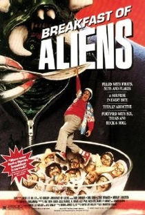 Breakfast of Aliens - Poster / Capa / Cartaz - Oficial 1