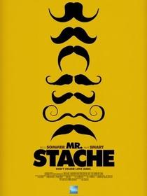Mr. Stache - Poster / Capa / Cartaz - Oficial 1