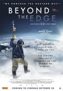 Beyond the Edge - Poster / Capa / Cartaz - Oficial 1