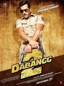 Dabangg 2 - Poster / Capa / Cartaz - Oficial 3