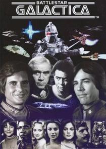 Battlestar Galactica (1ª Temporada) - Poster / Capa / Cartaz - Oficial 6