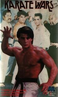 Karate Wars - Poster / Capa / Cartaz - Oficial 1