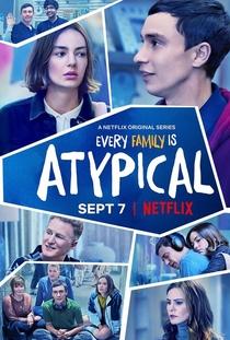 Atypical (2ª Temporada) - Poster / Capa / Cartaz - Oficial 1