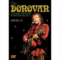 The Donovan Concert: Live in L.A. - Poster / Capa / Cartaz - Oficial 1