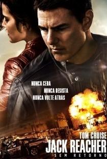 Jack Reacher: Sem Retorno - Poster / Capa / Cartaz - Oficial 5