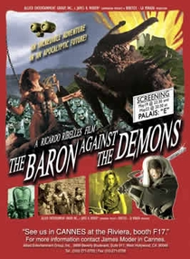 The Baron Against the Demons - Poster / Capa / Cartaz - Oficial 1