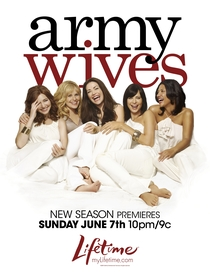 Army Wives (3° Temporada) - Poster / Capa / Cartaz - Oficial 1
