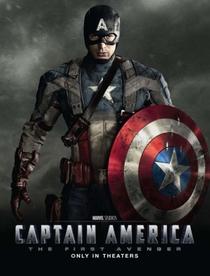 Capitão América: O Primeiro Vingador - Poster / Capa / Cartaz - Oficial 4