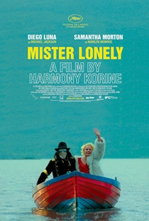 Mister Lonely - Poster / Capa / Cartaz - Oficial 1