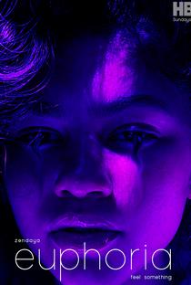 Euphoria (1ª Temporada) - Poster / Capa / Cartaz - Oficial 2
