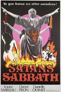 Satan's Sabbath - Poster / Capa / Cartaz - Oficial 1