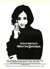 Duet for Cannibals  - Poster / Capa / Cartaz - Oficial 1