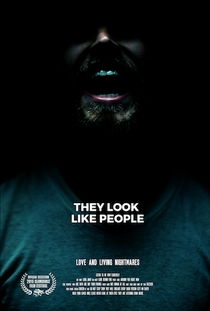They Look Like People - Poster / Capa / Cartaz - Oficial 1