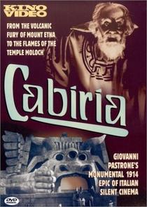 Cabiria - Poster / Capa / Cartaz - Oficial 2