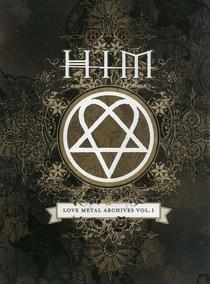 HIM - Love Metal Archives vol.1 - Poster / Capa / Cartaz - Oficial 1