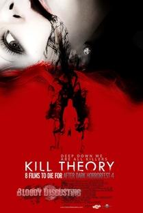 Teoria Mortal - Poster / Capa / Cartaz - Oficial 1