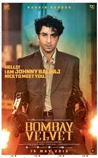 Bombay Velvet - Poster / Capa / Cartaz - Oficial 2