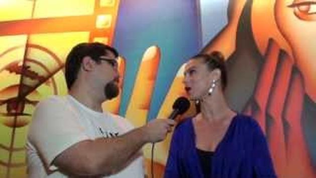 JurassiCast Entrevista Maria Paula