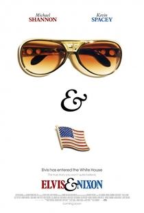 Elvis e Nixon - Poster / Capa / Cartaz - Oficial 3