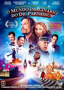 O Mundo Imaginário do Dr. Parnassus - Poster / Capa / Cartaz - Oficial 2