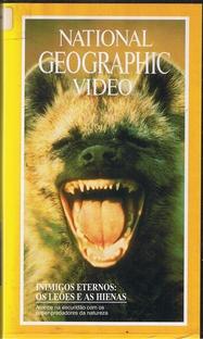 National Geographic - Os Leões e as Hienas - Poster / Capa / Cartaz - Oficial 1