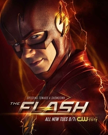 The Flash (4ª Temporada) - Poster / Capa / Cartaz - Oficial 6