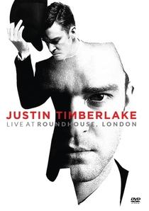 Justin Timberlake - Live At Roundhouse, London - Poster / Capa / Cartaz - Oficial 1
