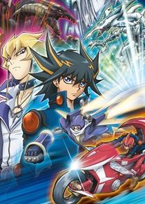 Yu-Gi-Oh! 5D's - Poster / Capa / Cartaz - Oficial 1