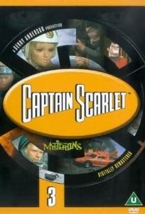 Capitão Escarlate - Poster / Capa / Cartaz - Oficial 1