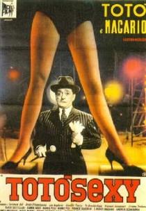 Totòsexy - Poster / Capa / Cartaz - Oficial 1