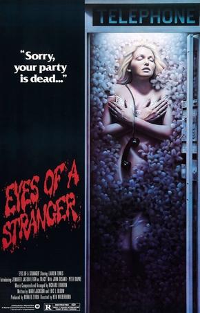 Olhos Assassinos - 23 de Setembro de 1982 | Filmow