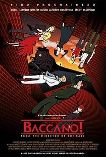 Baccano! - Poster / Capa / Cartaz - Oficial 19