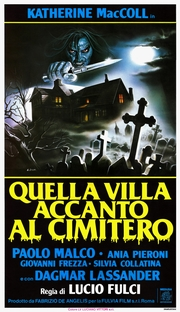 A Casa do Cemitério - Poster / Capa / Cartaz - Oficial 4