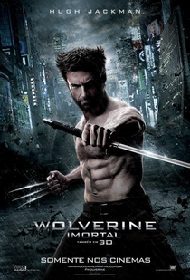 Wolverine: Imortal - Poster / Capa / Cartaz - Oficial 14