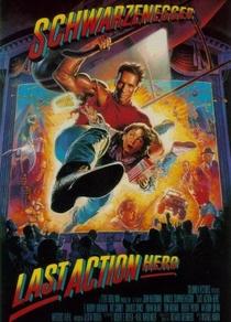 O Último Grande Herói - Poster / Capa / Cartaz - Oficial 1